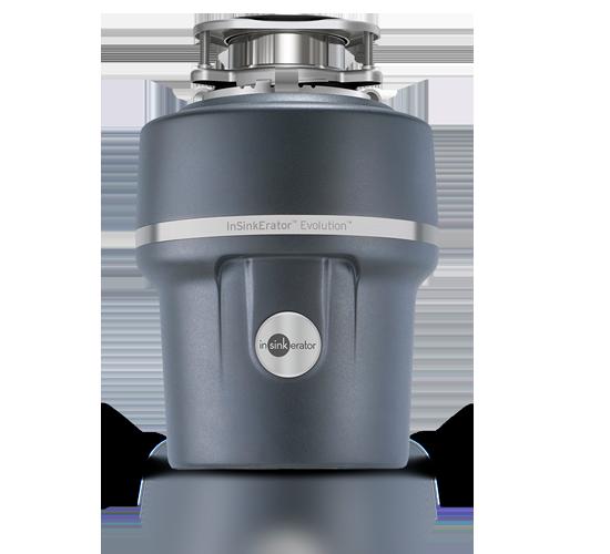 InSinkErator — Без отходов. Без запахов.