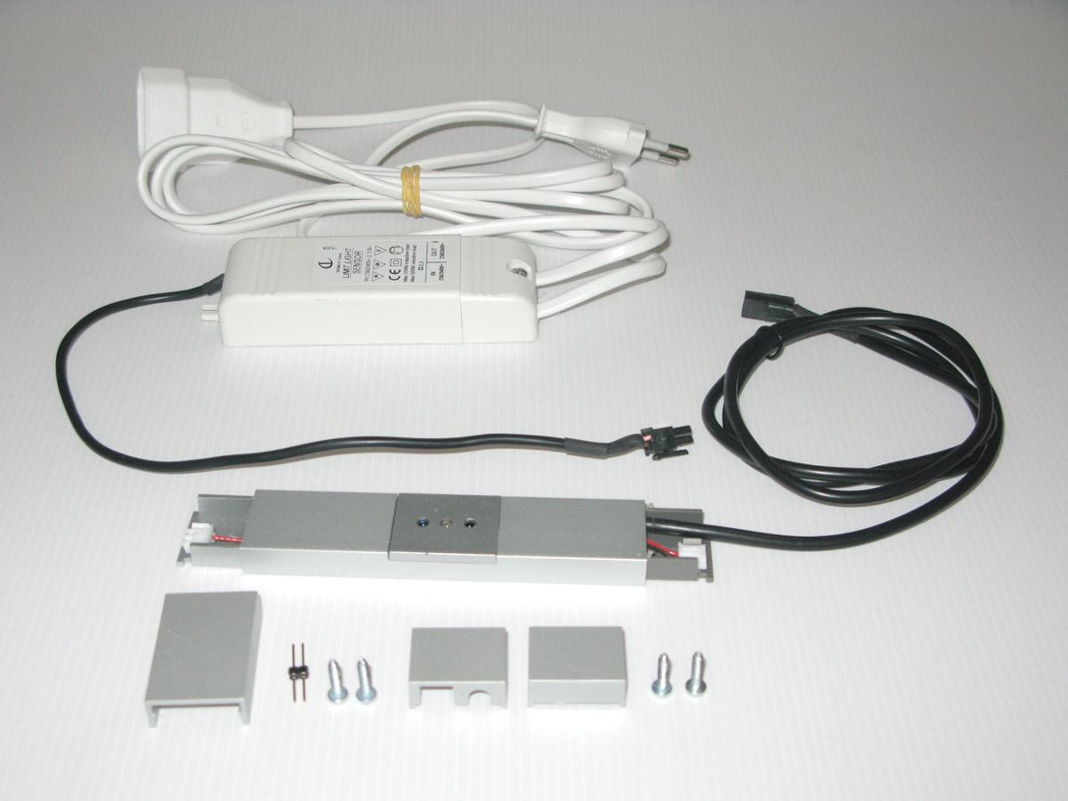 Выключатель Switch IR   для Modus, датчик движения 10 см (грязные руки) 150х25х10мм