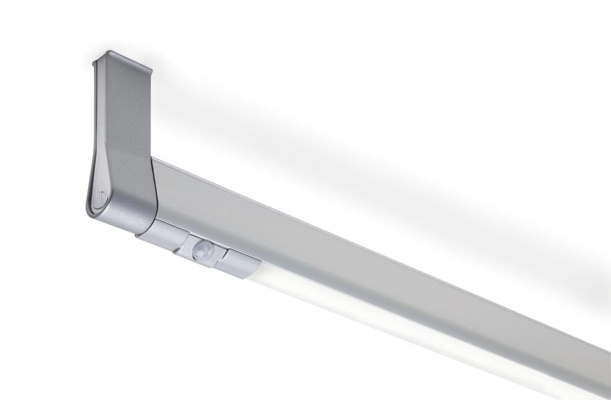 Светильник светодиодный Goccia HE IFR, 15Вт, 24В, свет натуральный алю, 1060х78х18мм