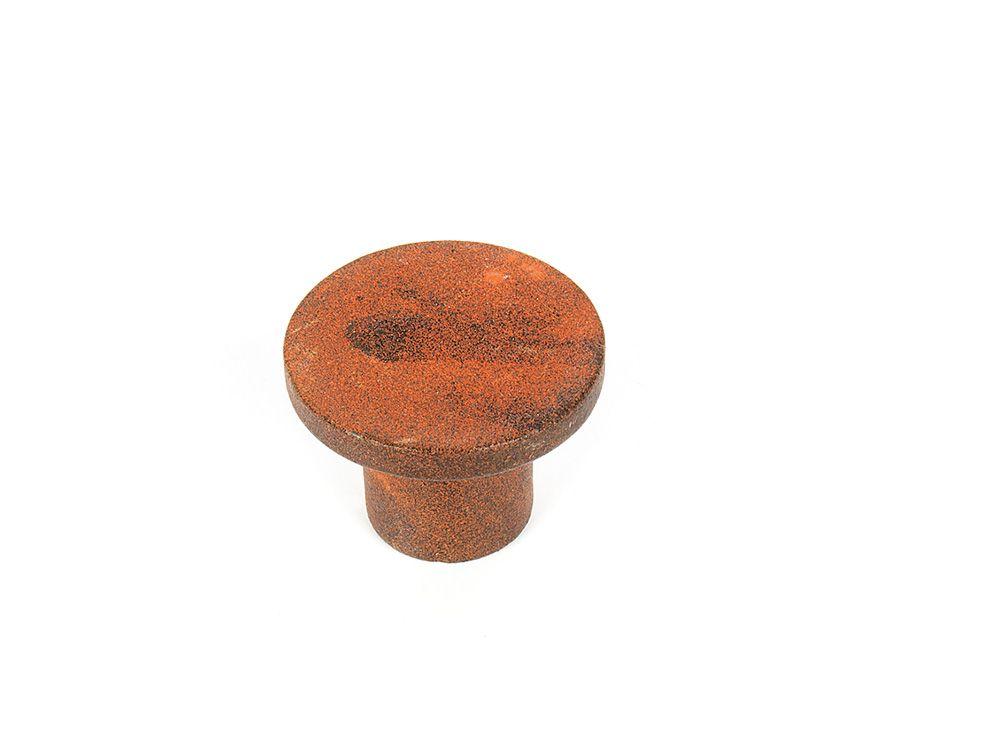 Ручка мебельная LMG 11032, d -33мм ржавчина