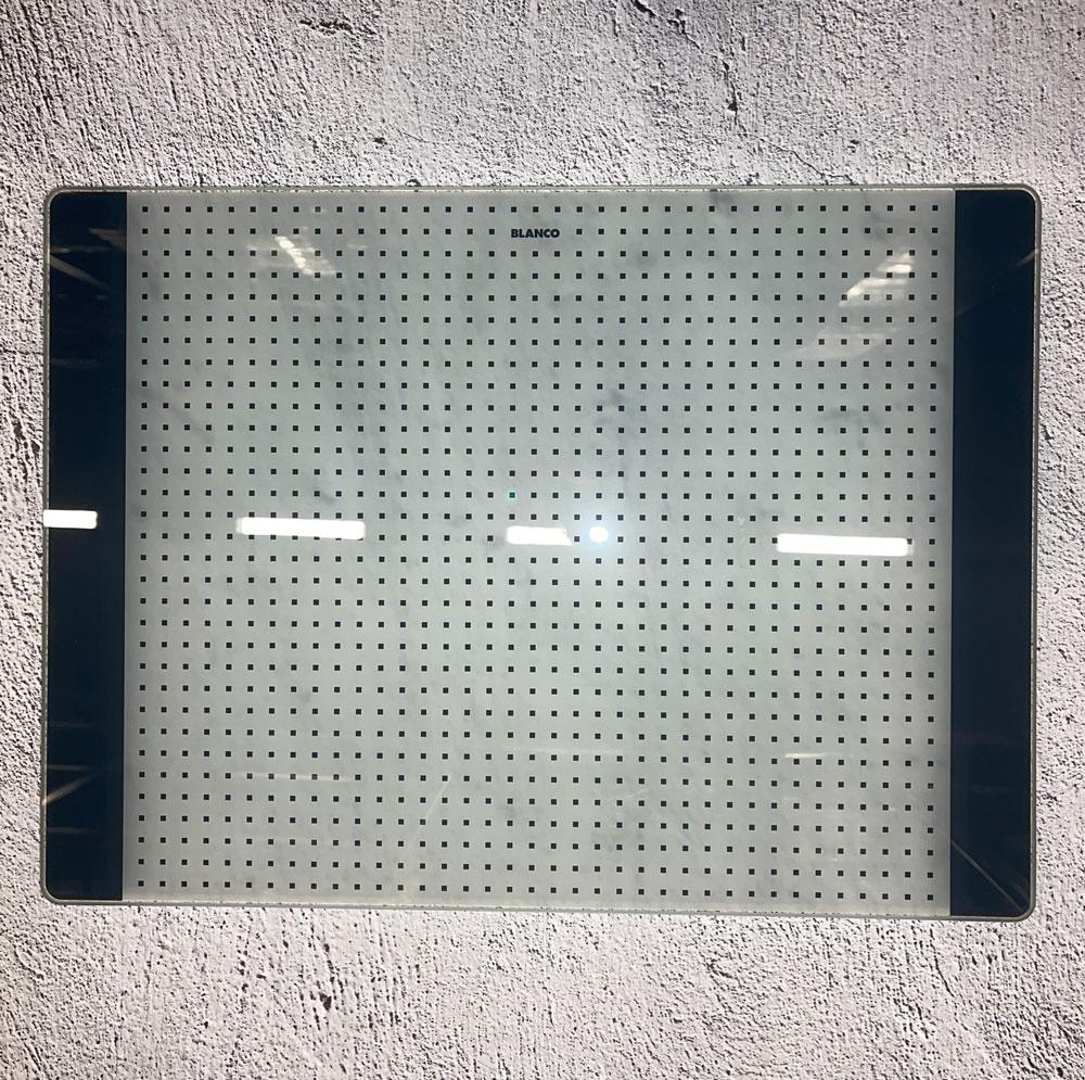 Разделочная стеклянная доска для Аxis