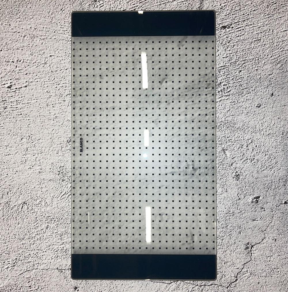 Разделочная стеклянная доска для Axia 9E 41,5*22,5