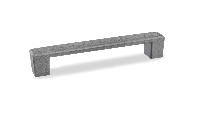 Мебельная ручка Union Knopf бетон, теплый серый