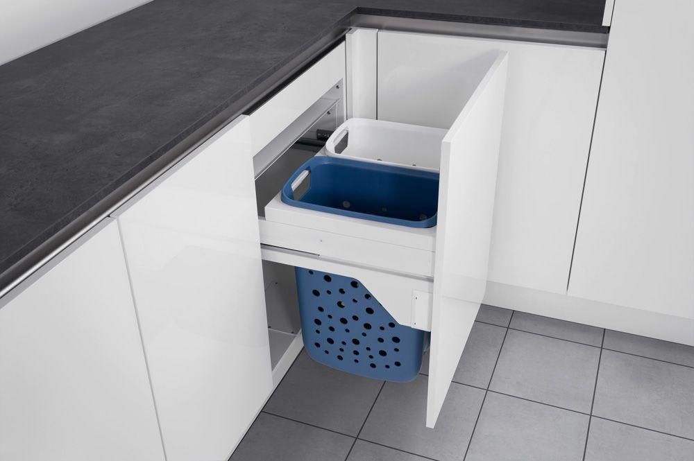 Система хранения белья Laundry-Carrier 60, 2х33л.