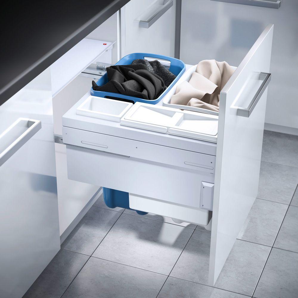 Система хранения белья Laundry-Carrier 60 NEW, 2х33л, 1х12л, 1х2,5л (ст.арт.3270-60)