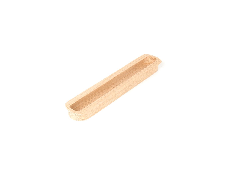Ручка мебельная Copenhagen C, дуб/матовый 210*17*40