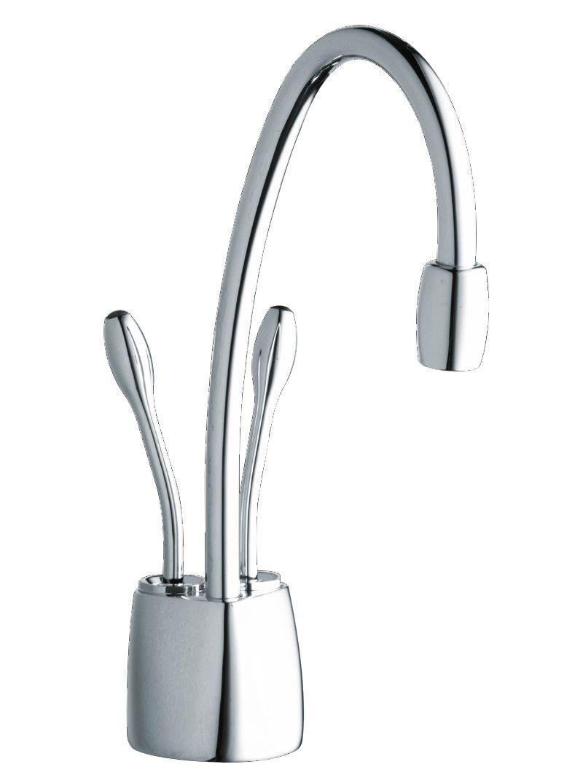 Кран горячей и холодной воды, F-HC1100С хром