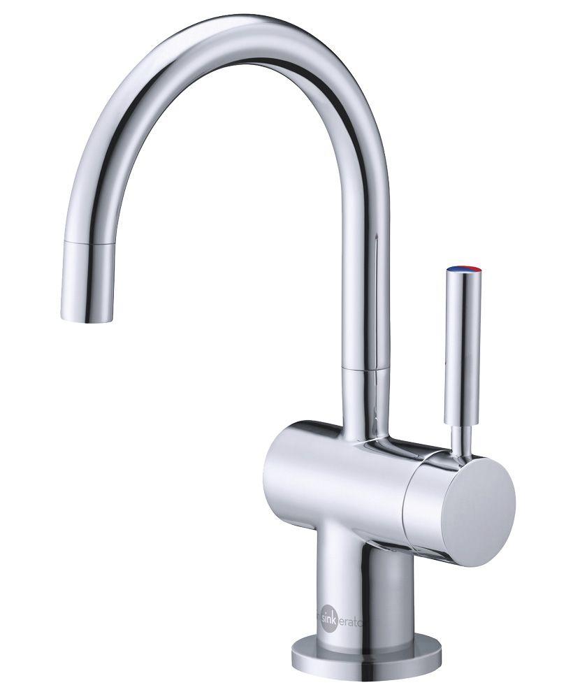 Кран горячей и холодной воды, F-HC3300С хром