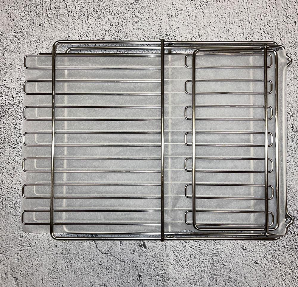 Решетка для сушки посуды нерж. сталь