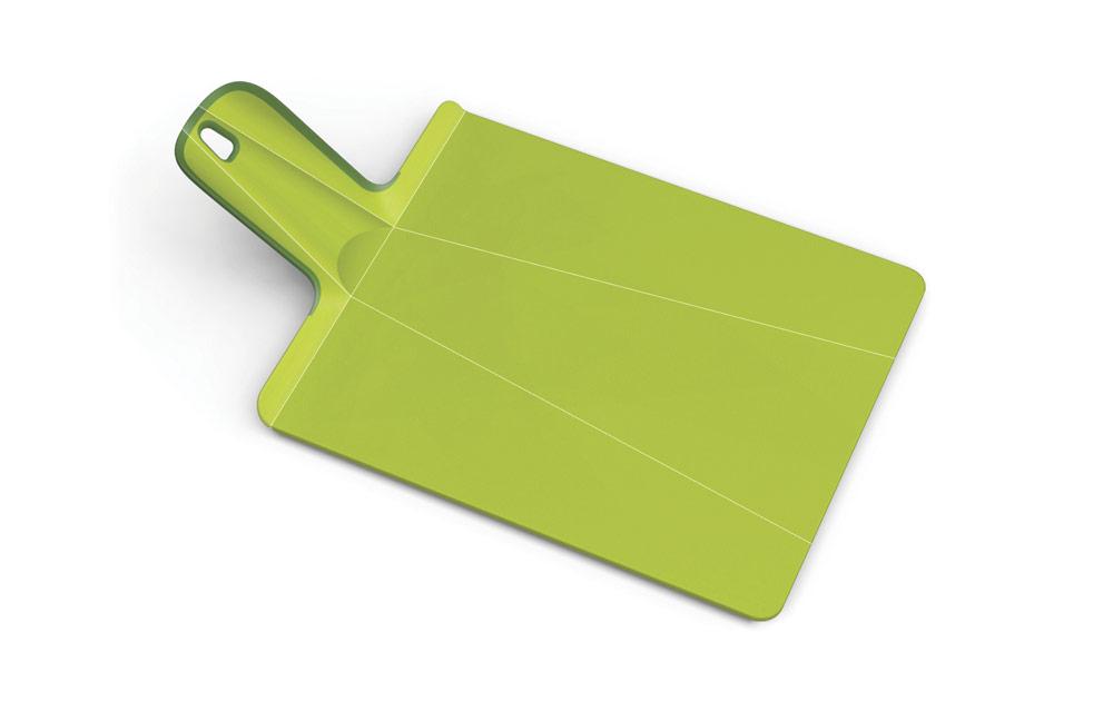 Доска разделочная Нарежь и положи зеленая