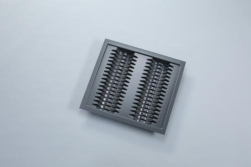 Подставка под тарелки для ящика Hettich InnoTech шириной 60см пластик/серый
