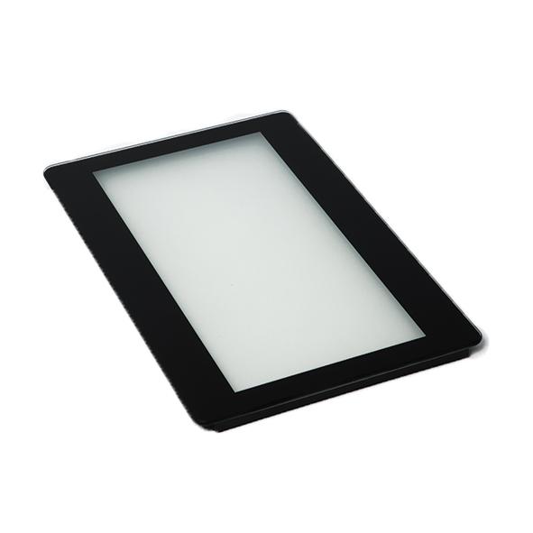Разделочная доска для мойки Domus 45 D,60D  390x300x4 (без логотипа Schock) стекло