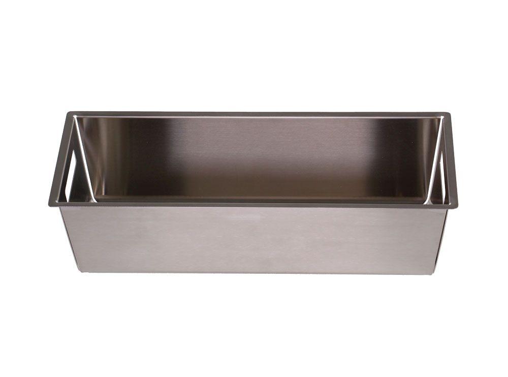 Коландер для мойки Horizont 40 D Small,60D,90 394x146x105 нерж. сталь