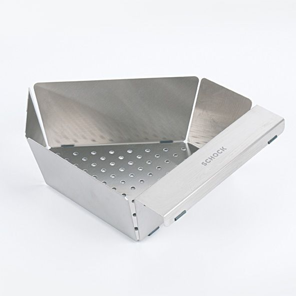 Коландер для мойки Signus 90C (новый дизайн) нерж. сталь