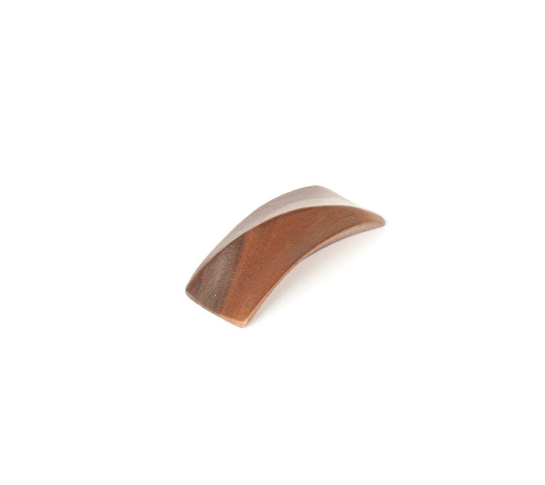 Ручка мебельная Dune 32, орех 67*18*26