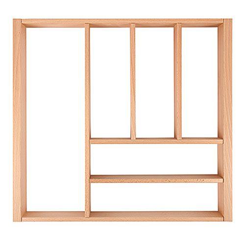 Лоток Fit Frame для столовых приборов 600 без дна 471*506*56