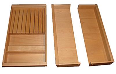 Комплект Fit Flex для ножей базовый (Mepla, Blum, Grass, 400-600) 422*264*58
