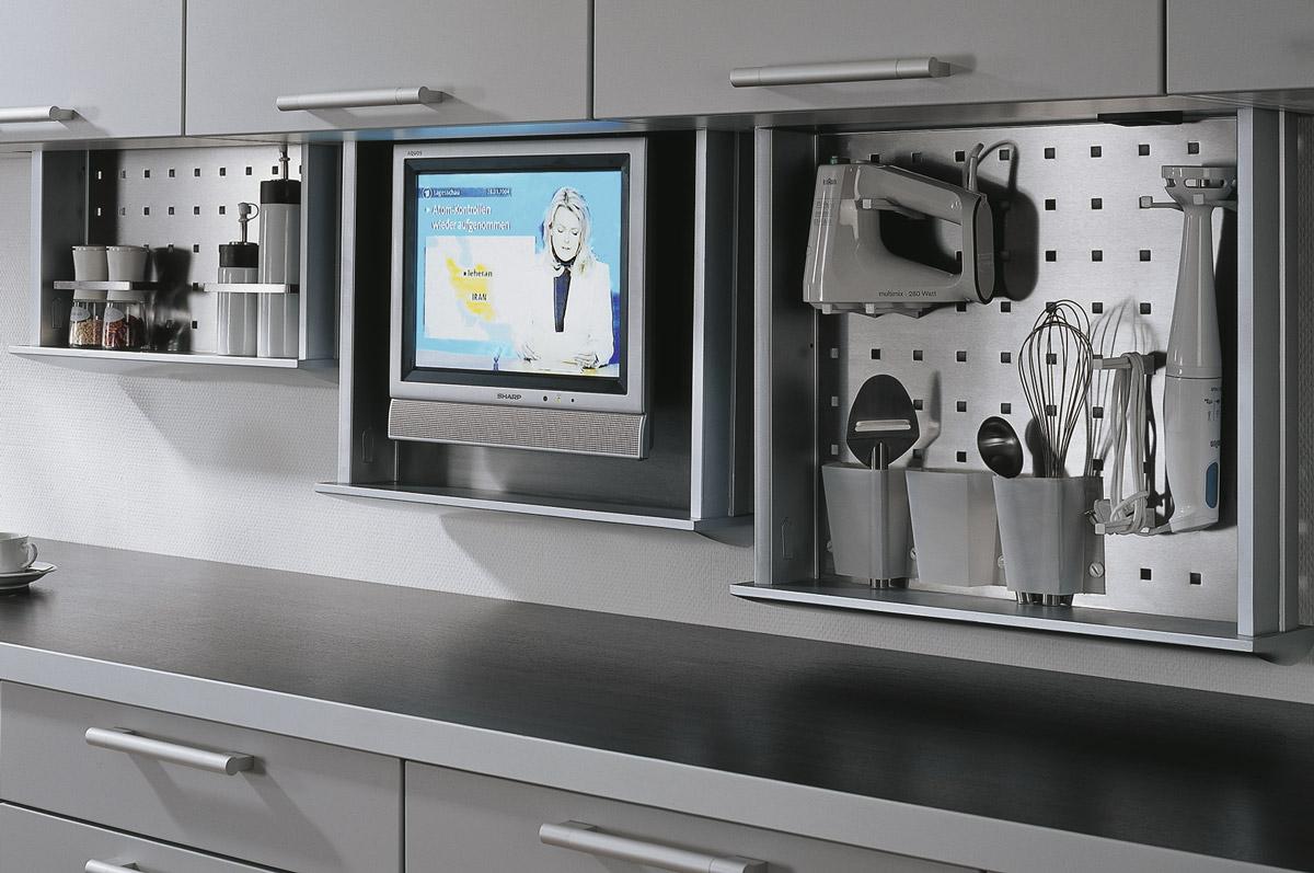 Оргалифт электрический 600/монитор универсальный (для ДСП 19/18/16)