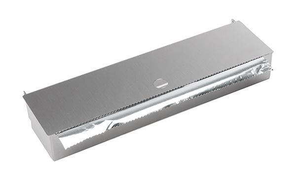 Вставка для рулонов Fineline нерж.сталь, 318х93,6х45,2 мм