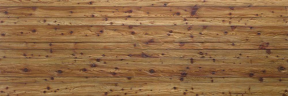 Панель IMI Altholz на MDF, исполнение брус темное дерево 3030*1200 мм, толщина 20 мм