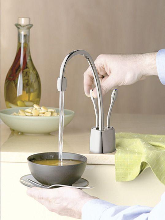 Система мгновенного кипячения воды AQUA HOT c краном F-HC1100C