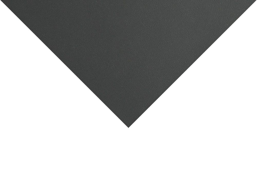 Коврик иск.кожа на самоклеящейся основе, м H=1400, антрацит