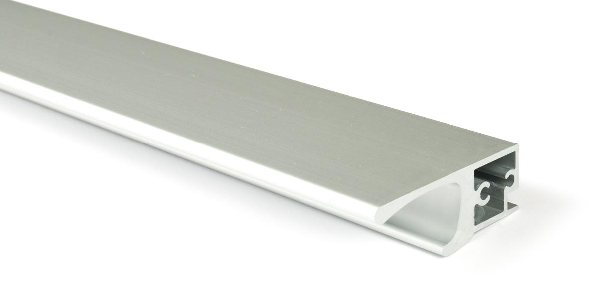 Рамочный профиль D841, 2740мм глянцевый алюминий