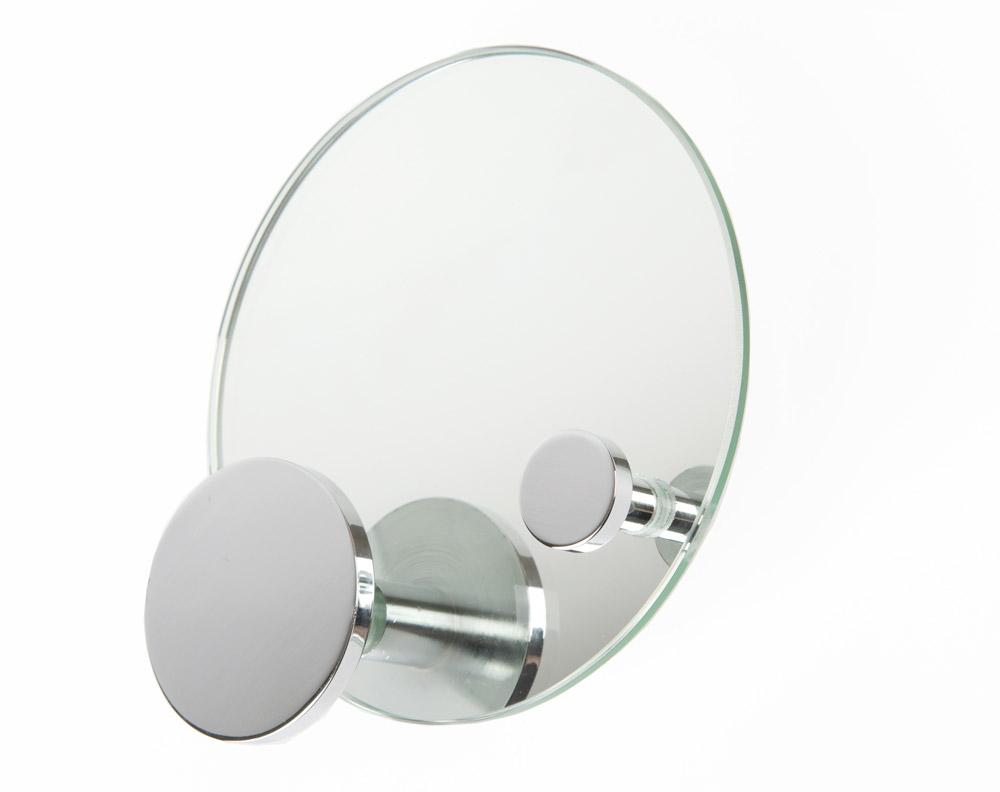 Зеркало овальное и 2 крючка