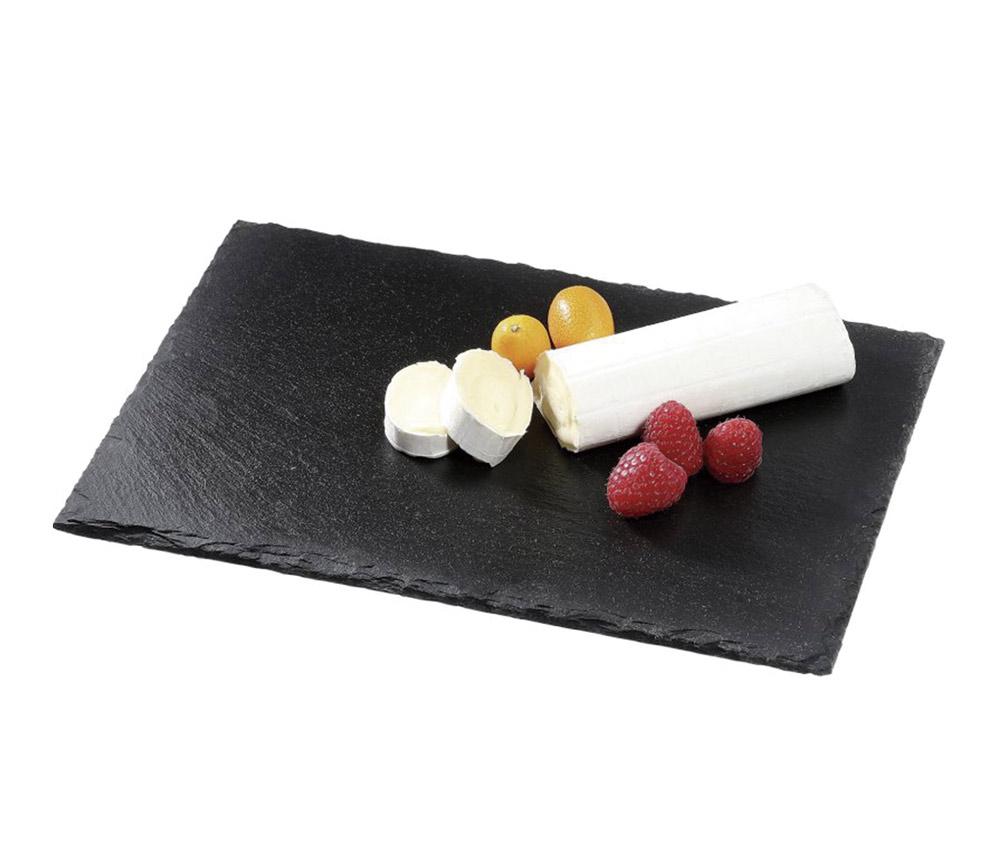 Сервировочная доска Tognana прямоугольная малая 30х20мм сланец