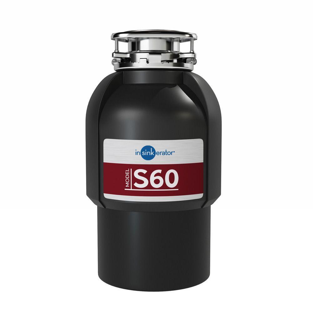 Измельчитель пищевых отходов S60, заводской № 78911T