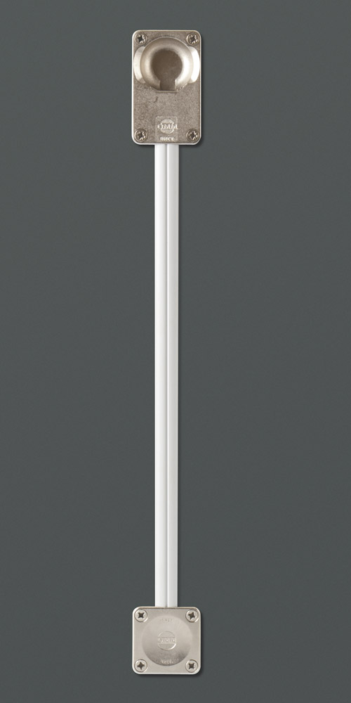 Натяжитель для дверей TN201, L=2195 уп. 25шт