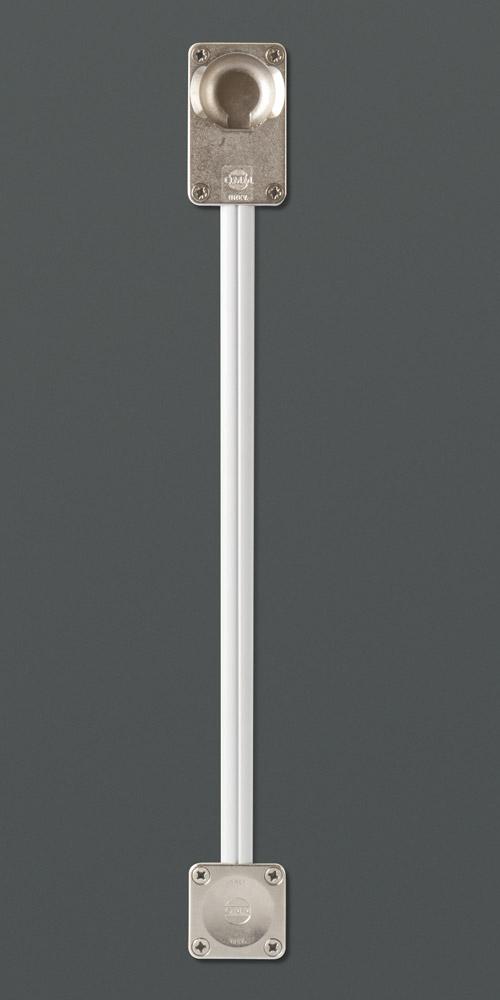 Натяжитель для дверей TN201, L=2640 уп.=25 шт.