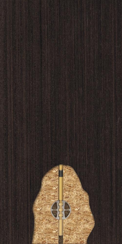 Натяжитель для дверей TN403, L=1922 (снят) уп.=25шт.