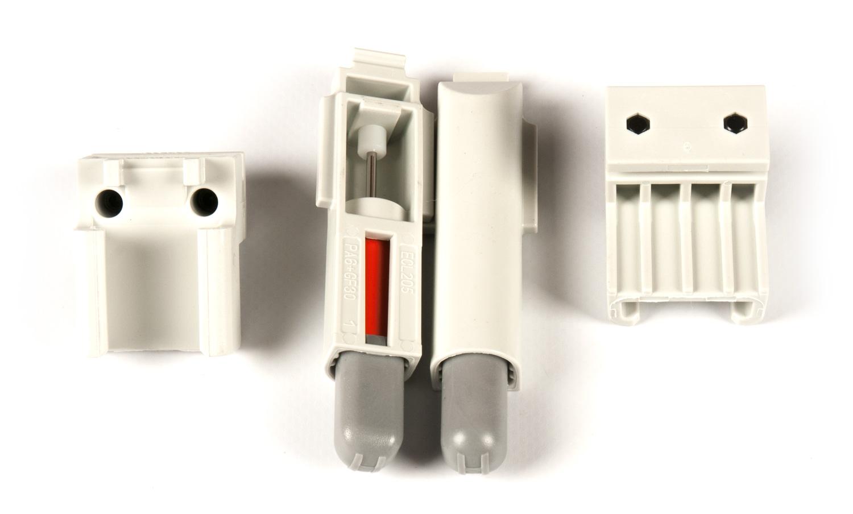 Комплект демпферов Smove (2 шт.) для механизма с 3-мя петлями Exedra уп. 1 комплект