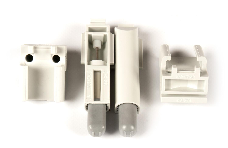 Комплект демпферов Smove (2 шт.) для механизма с 4-мя и 5-ью петлями Exedra уп. 1 комплект
