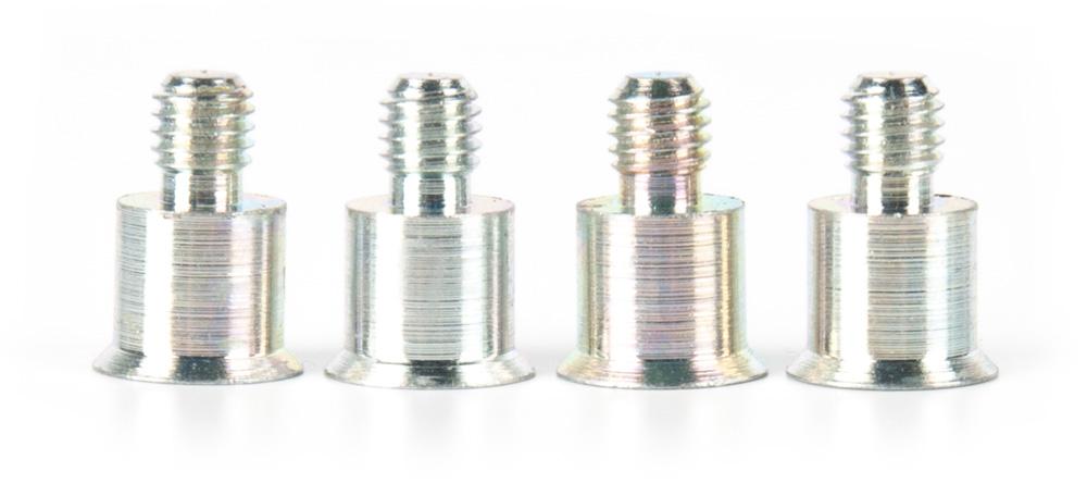 Комплект из 4 фиксирующих дюбелей для накл. монтажа для WINCH