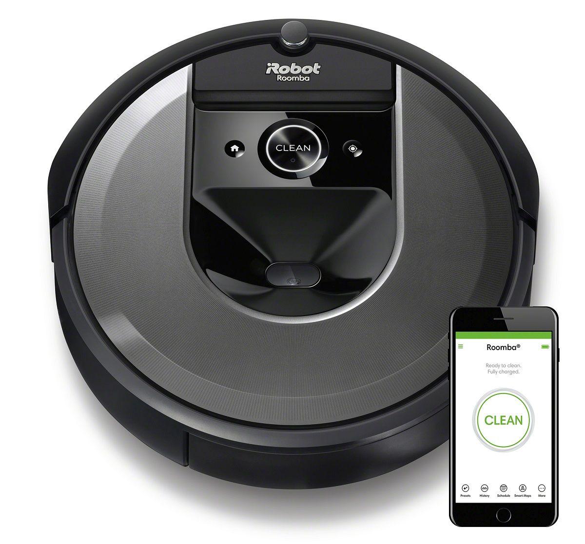 Roomba i7,  робот - пылесос для сухой уборки