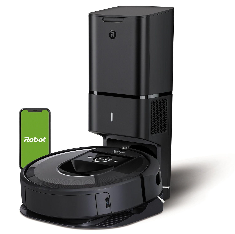 Roomba i7+ PLUS,  робот - пылесос для сухой уборки
