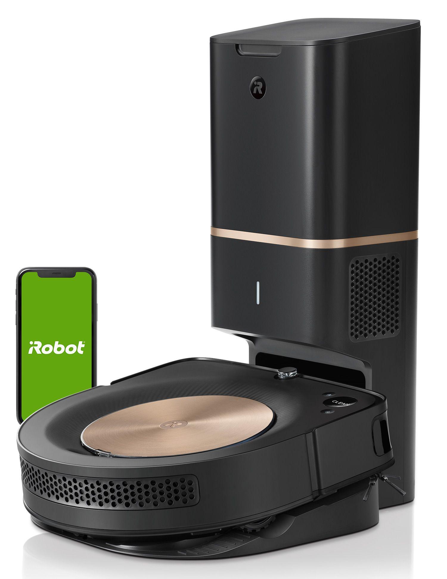Roomba s9+,  робот - пылесос для сухой уборки